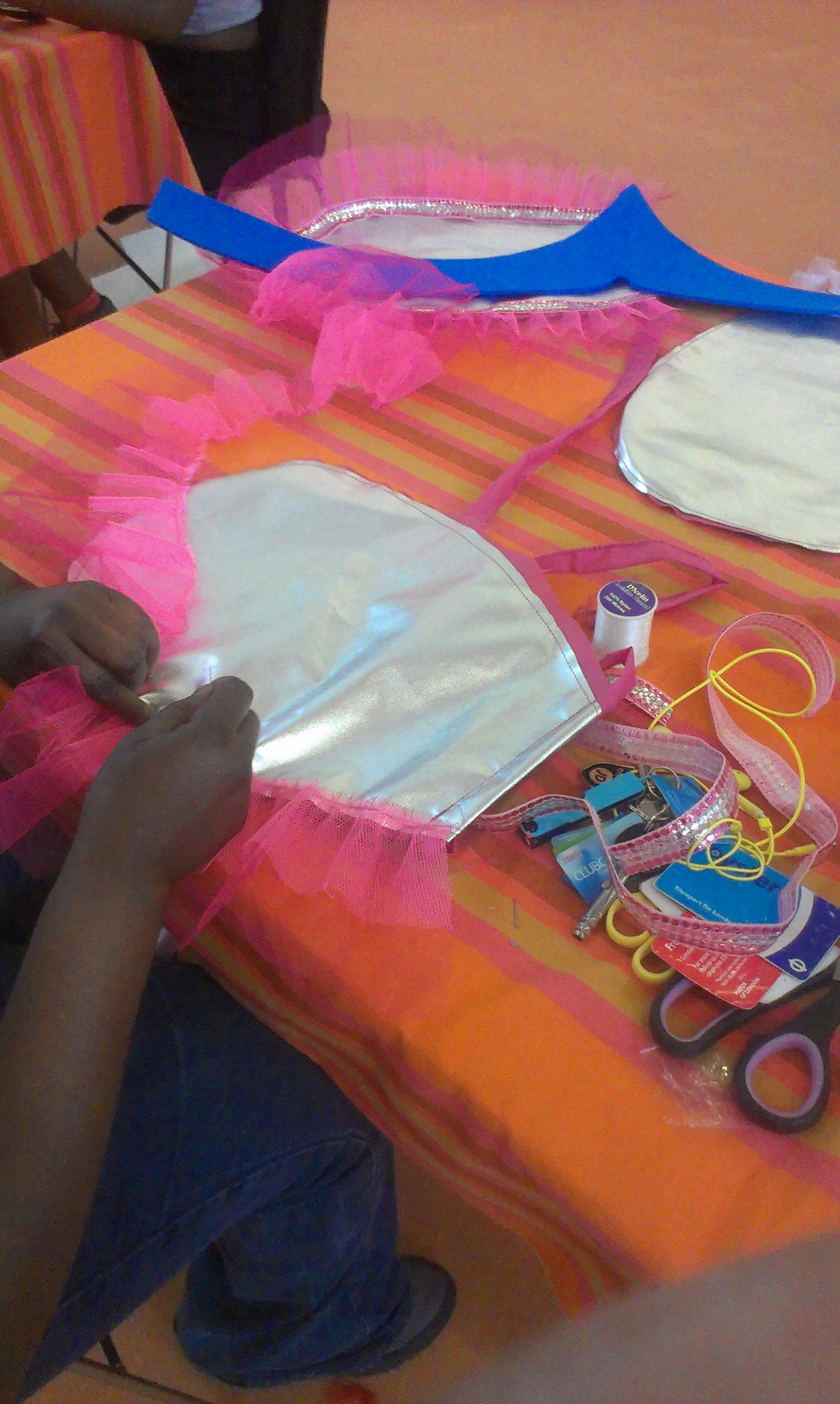 Jamboulay Costume Workshops