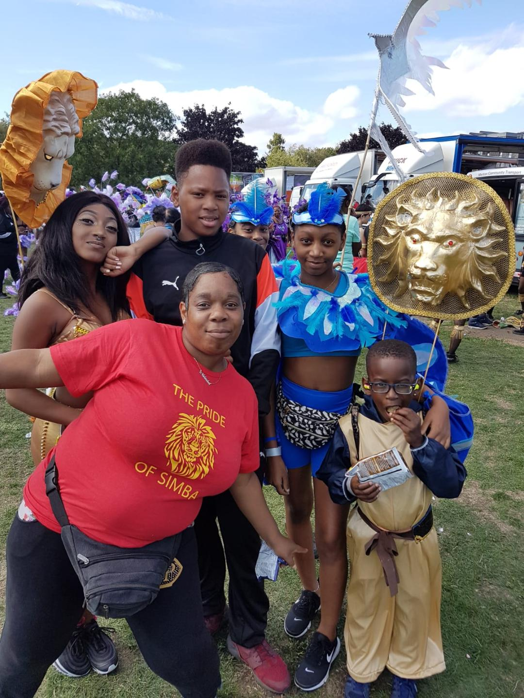 Jamboulay Carnival in Hackney